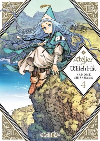 Manga Atelier Of Witch Hat 04