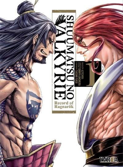 Manga Shuumatsu No Valkyrie 01 (Nueva Serie)
