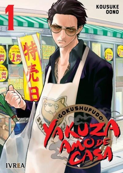 Manga Gokushufudo (Yakuza Amo De Casa) 01