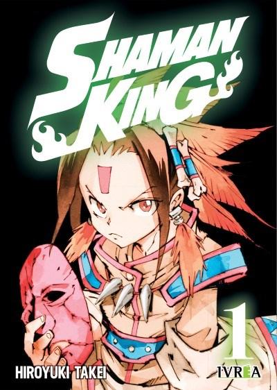 Manga Shaman King (Edición 2 En 1) #1 (Nueva Serie)