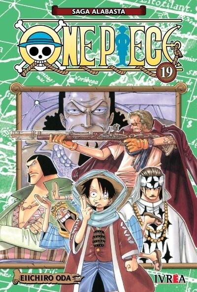 Manga One Piece 19