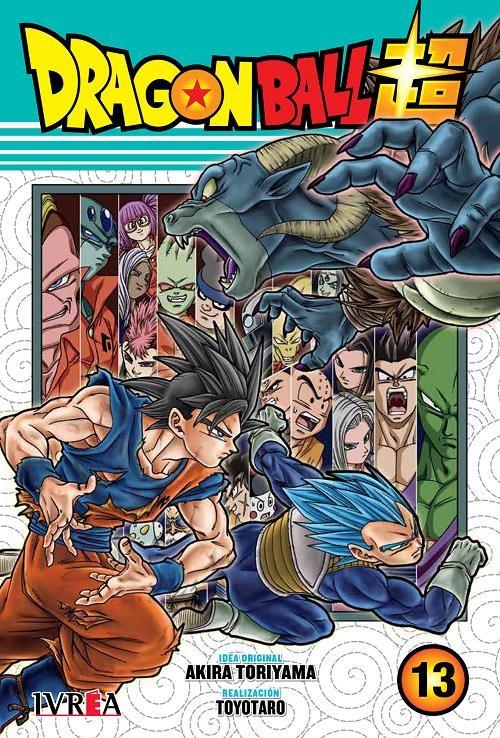 Manga Dragon Ball Super 13