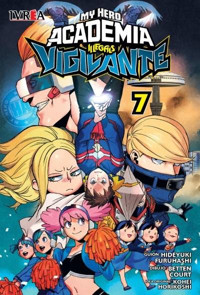 Manga Vigilante: My Hero Academia Illegals 07