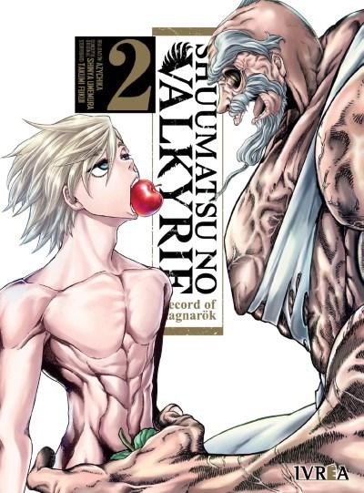 Manga Shuumatsu No Valkyrie 02