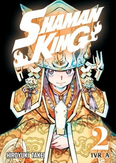 Manga Shaman King (Edición 2 En 1) 02