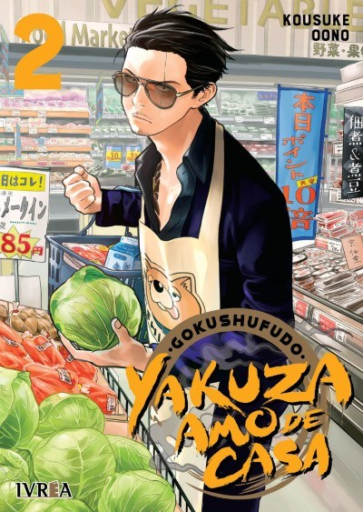 Manga Gokushufudo (Yakuza Amo De Casa) 02