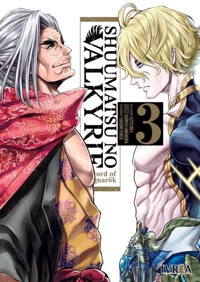 Manga Shuumatsu No Valkyrie 03