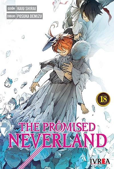 Manga The Promised Neverland 18