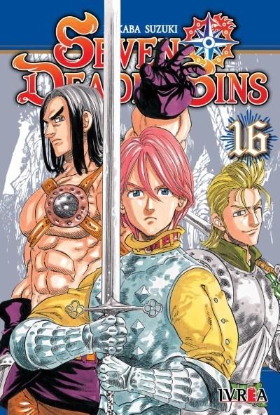 Manga Seven Deadly Sins 16