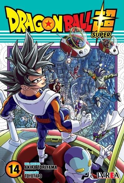 Manga Dragon Ball Super 14