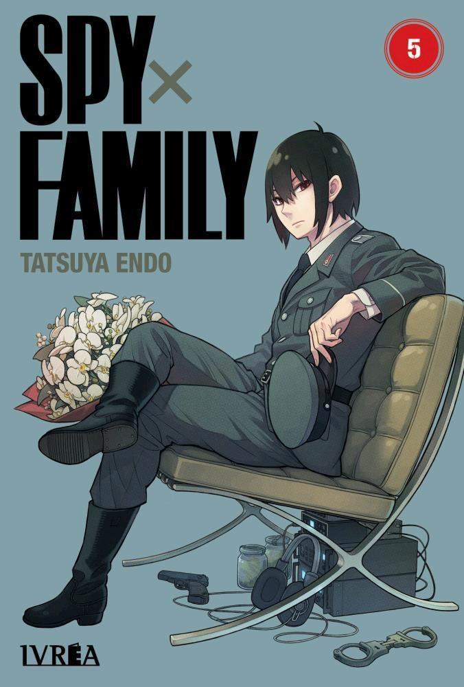 Manga Spy×Family 05