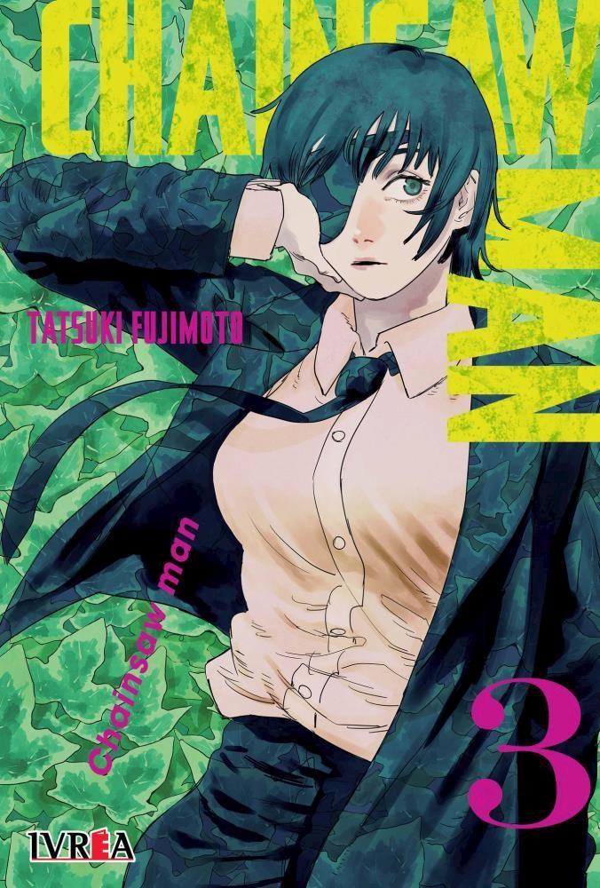 Manga Chainsaw Man 03