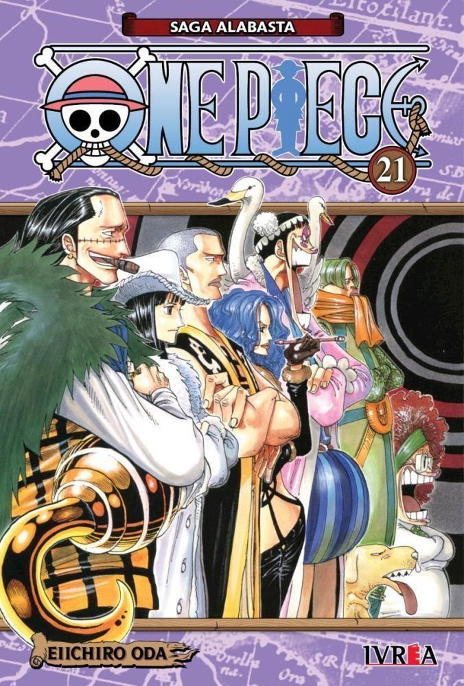 Manga One Piece 21