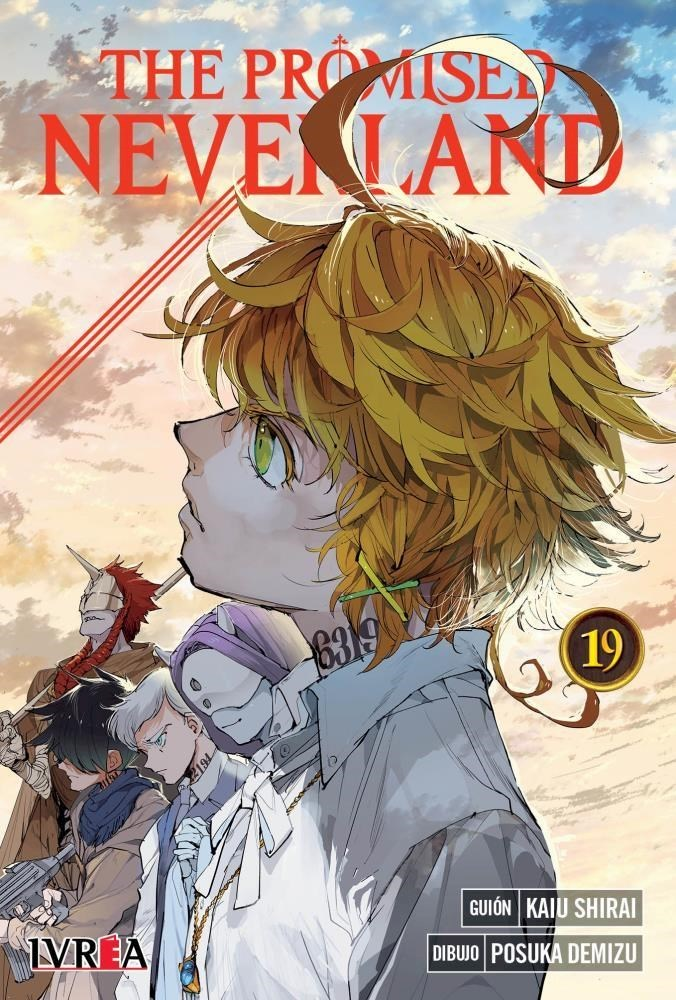 Manga The Promised Neverland 19