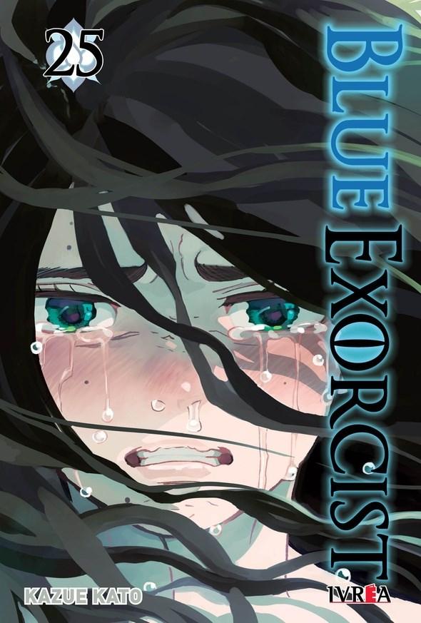 Manga Blue Exorcist 25