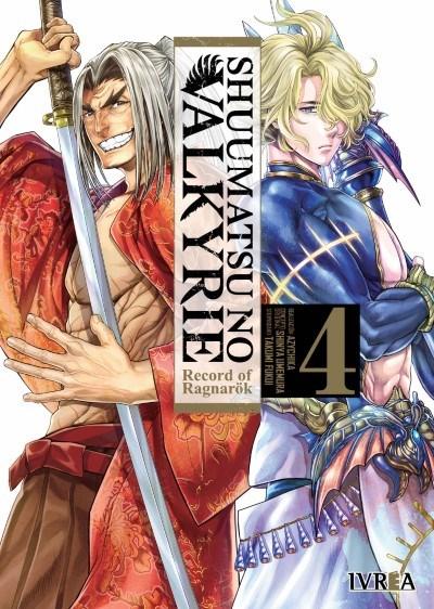 Manga Shuumatsu No Valkyrie 04