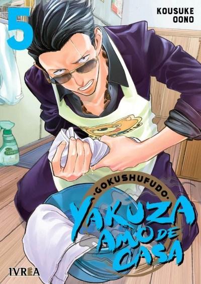 Manga Gokushufudo (Yakuza Amo De Casa) 05
