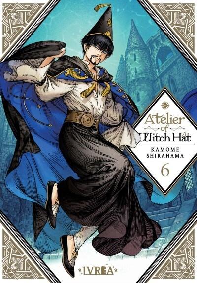 Manga Atelier Of Witch Hat 06