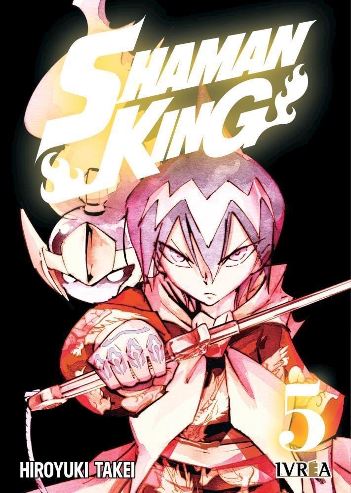 Manga Shaman King (Edición 2 En 1) 05