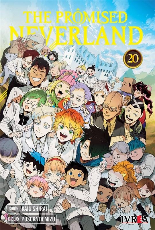 Manga The Promised Neverland 20