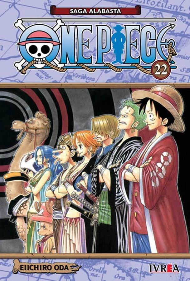 Manga One Piece 22