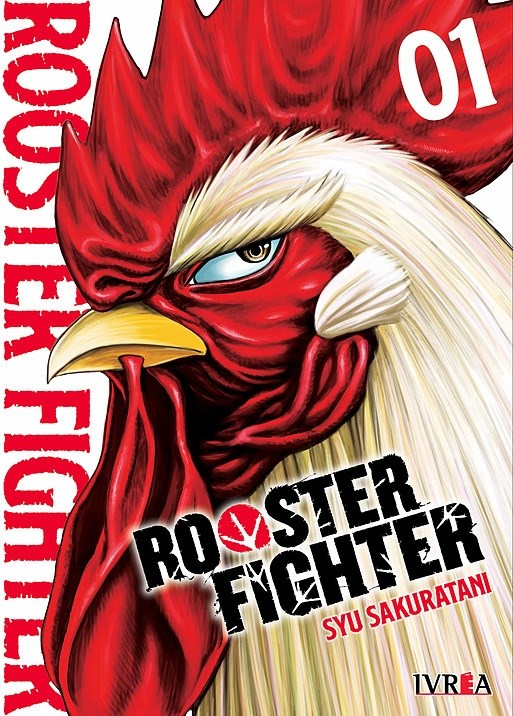 Manga Rooster Fighter 01