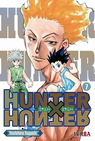 Manga Hunter X Hunter 07
