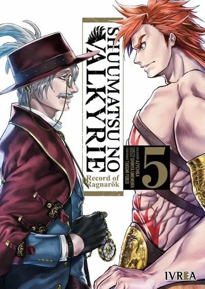 Manga Shumatsu No Valkyrie 05