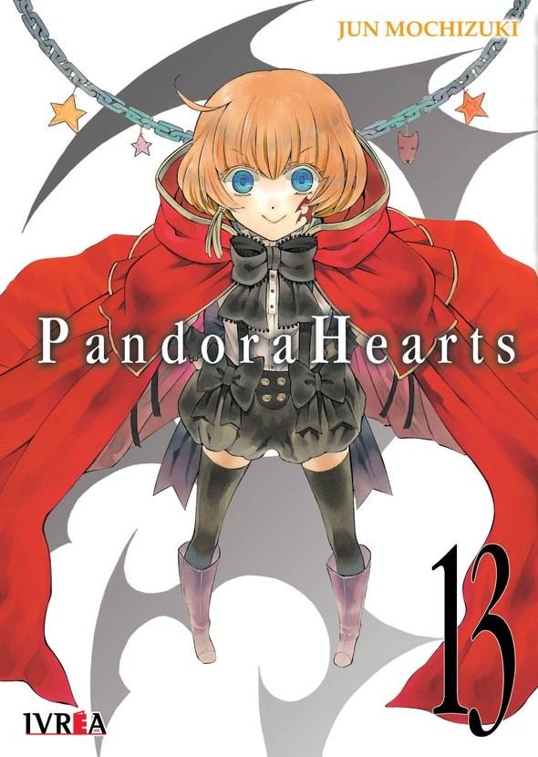 Manga Pandora Hearts 13