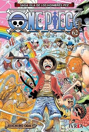 Manga One Piece 62
