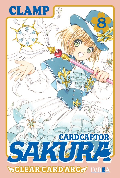 Manga Cardcaptor Sakura Clear Card Arc 08