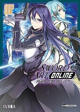 Manga Sword Art Online: Phantom Bullet 02
