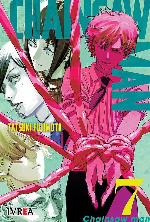 Manga Chainsaw Man 07
