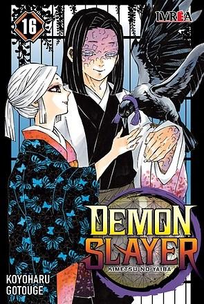 Manga Demon Slayer - Kimetsu No Yaiba 16