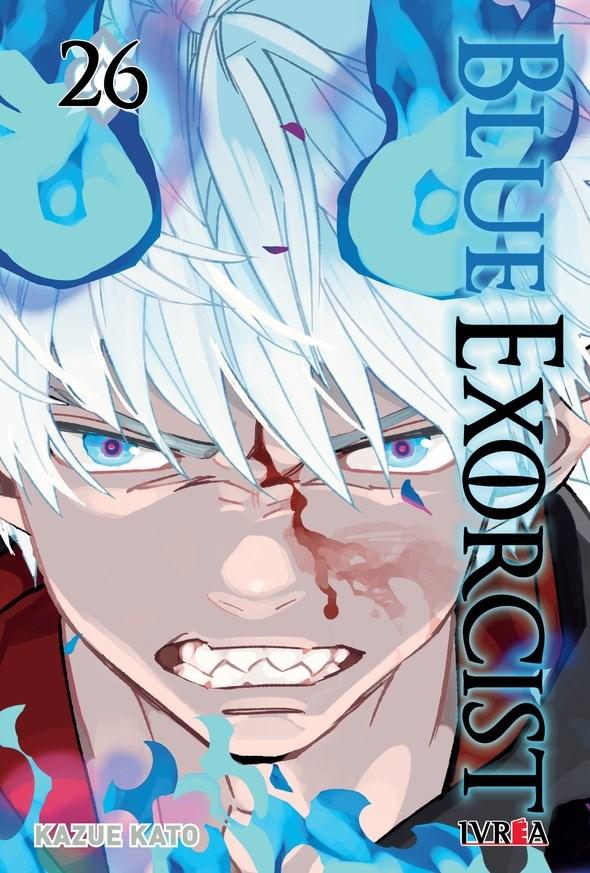 Manga Blue Exorcist 26