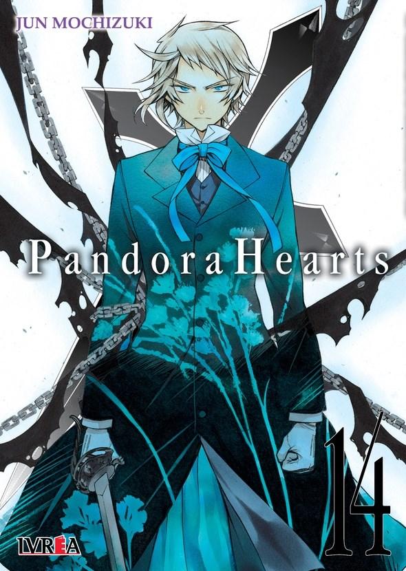 Manga Pandora Hearts 14
