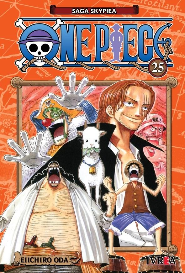 Manga One Piece 25