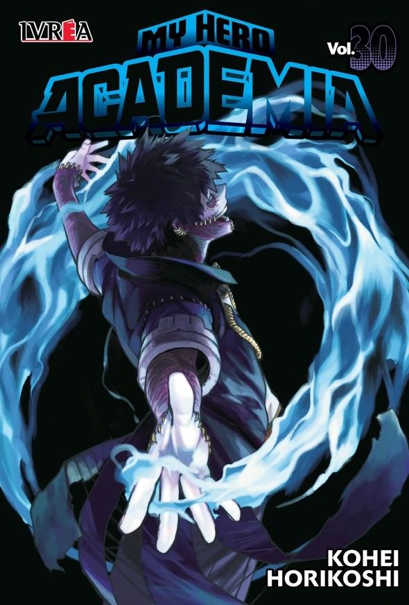Manga My Hero Academia 30