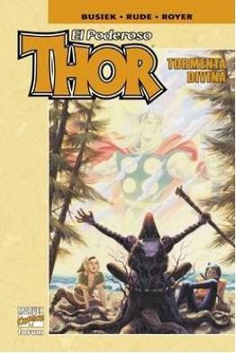 Comic El Poderoso Thor. Tormenta Divina