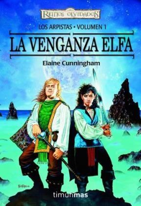 Papel Venganza Elfa, La  Arpistas 1 5 Tomos