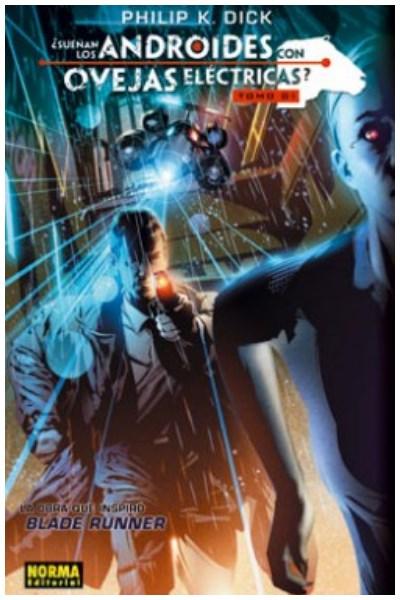 Comic ¿Sueñan Los Androides Con Ovejas Electricas? 1 (Philip K. Dick Y Tony Parker)