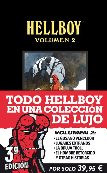 Comic Hellboy. Edición Integral Vol. 02