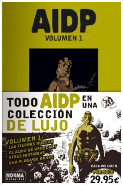 Comic Aidp Integral Vol. 1
