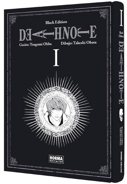 Manga Death Note Black Edition 01