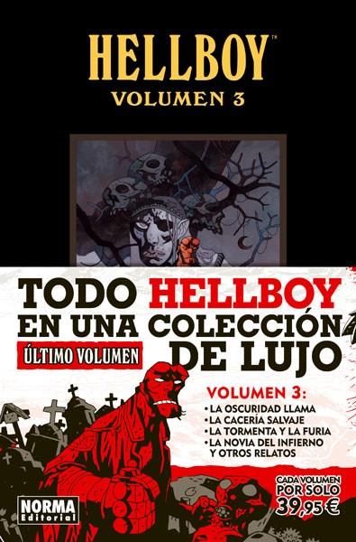 Comic Hellboy. Edición Integral Vol. 03