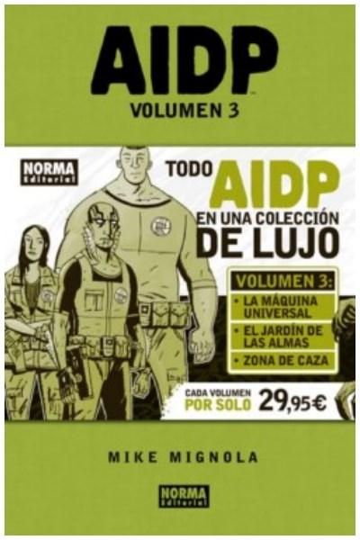 Comic Aidp Integral Vol. 3