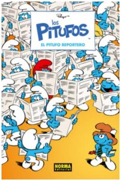 Comic Los Pitufos Nº 23: El Pitufo Reportero