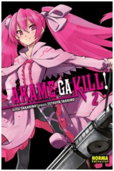 Manga Akame Ga Kill! Nº2 (Ed. Española)
