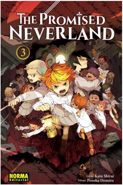 Manga The Promised Neverland Nº. 03 (Ed. Española)