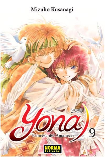 Manga Yona, Princesa Del Amanecer 09